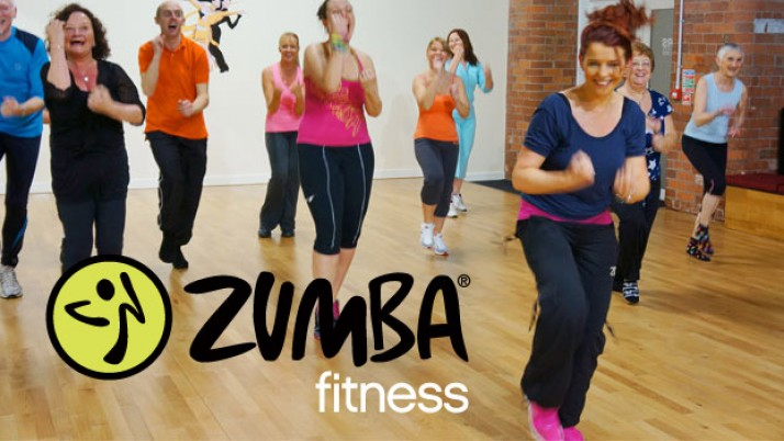 Zumba Classes At Our Lady's Hall