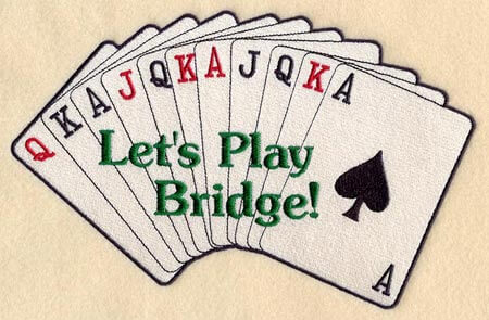Bridge Classes At Our Lady's Hall