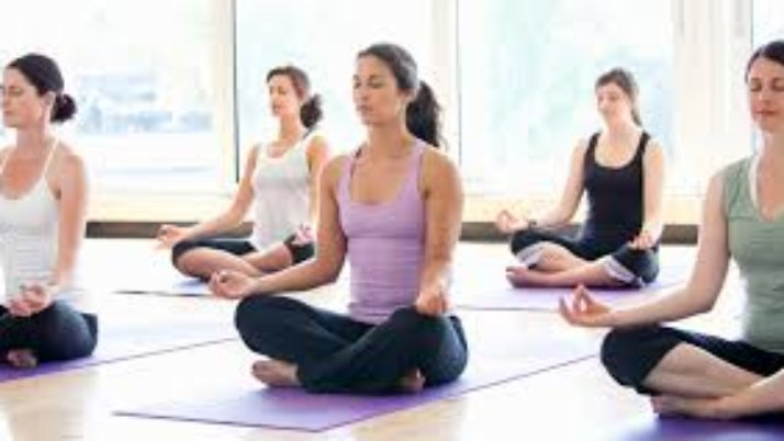Yoga Classes At Our Lady's Hall
