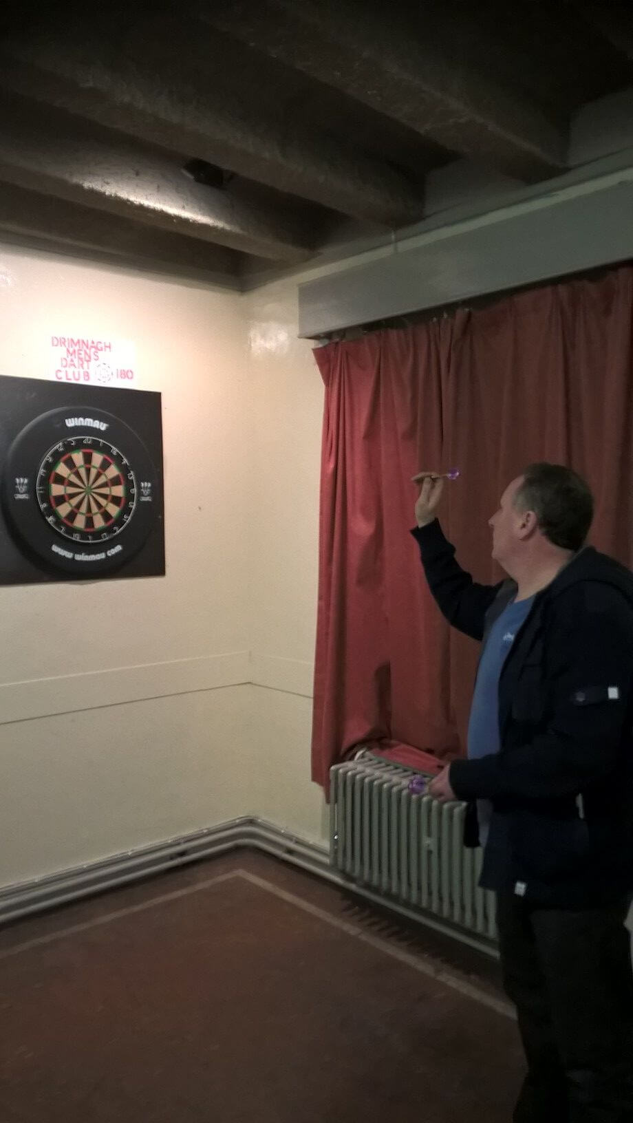 Men's Club Darts