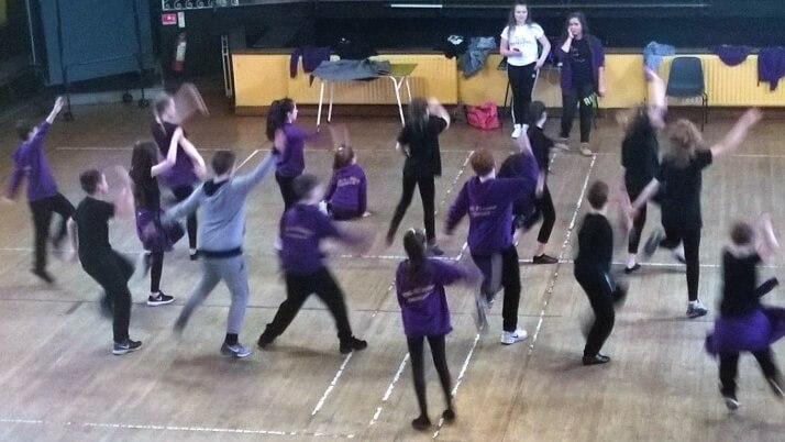 Sing / Act / Dance – Drama Academy
