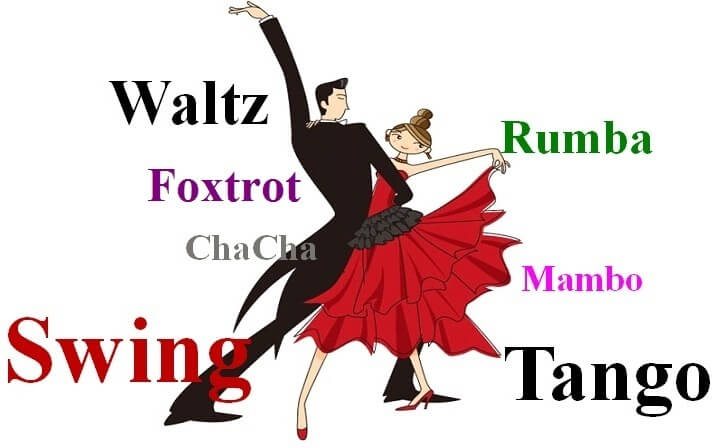 Ballroom and Latin Dancing