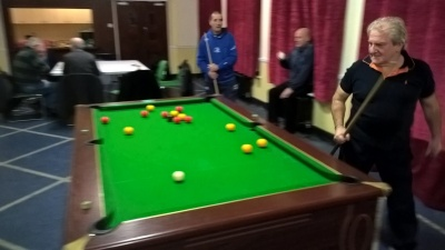 Mens Club At Our Lady's Hall