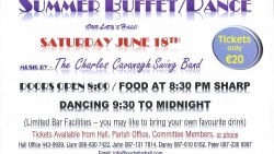 Summer Buffet Dance